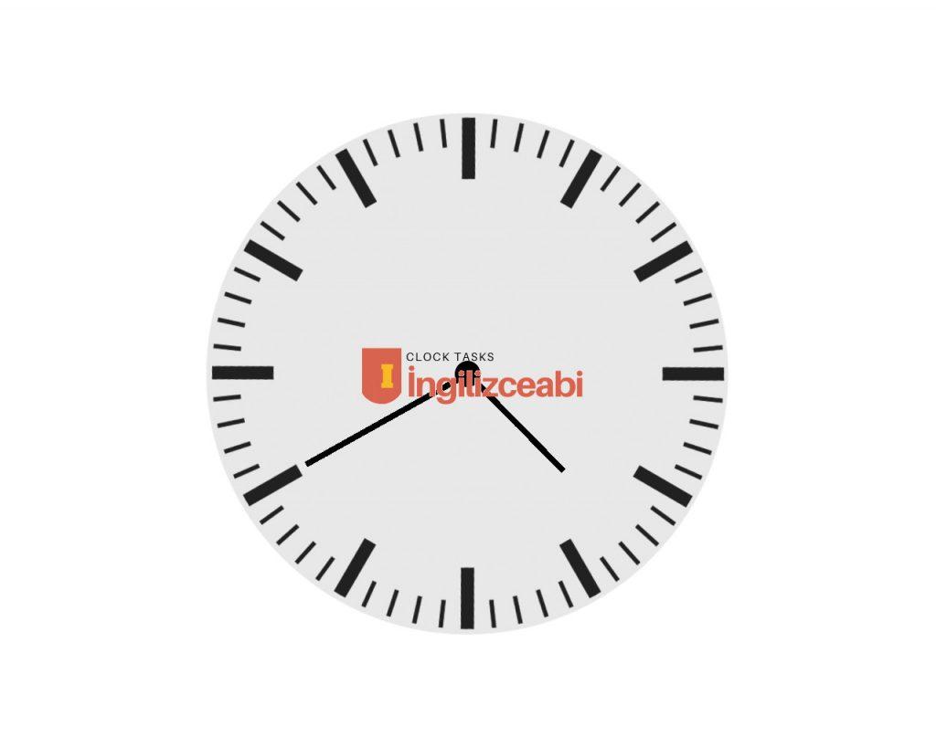 4:40 - İngilizce Saatler