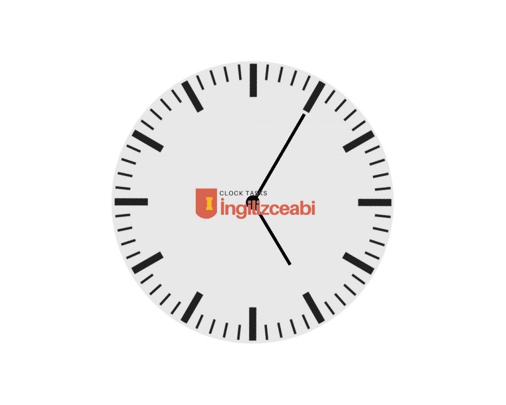 5:05 - İngilizce Saatler