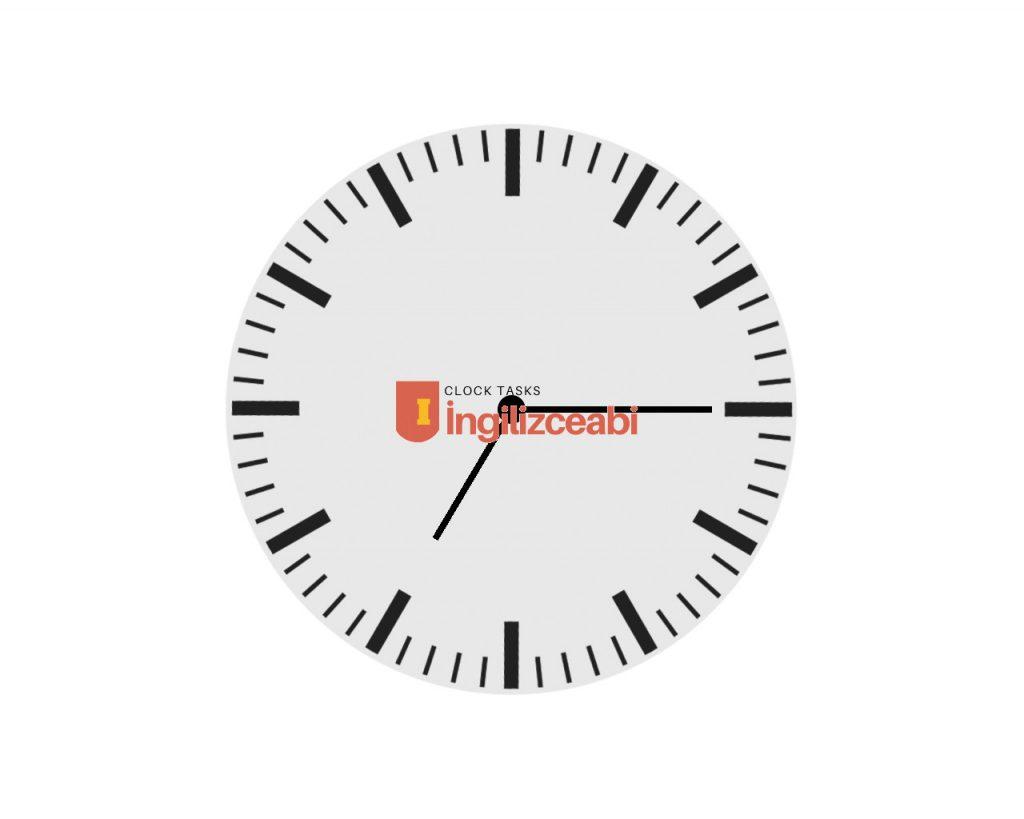 7.15 - ingilizce saatler